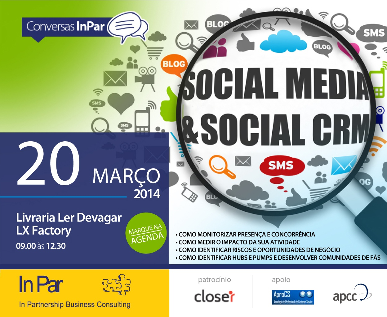 Social Media e Social CRM