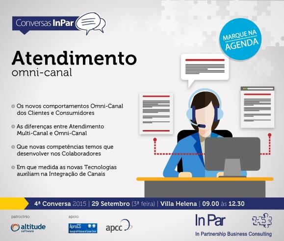 Atendimento Omni Canal