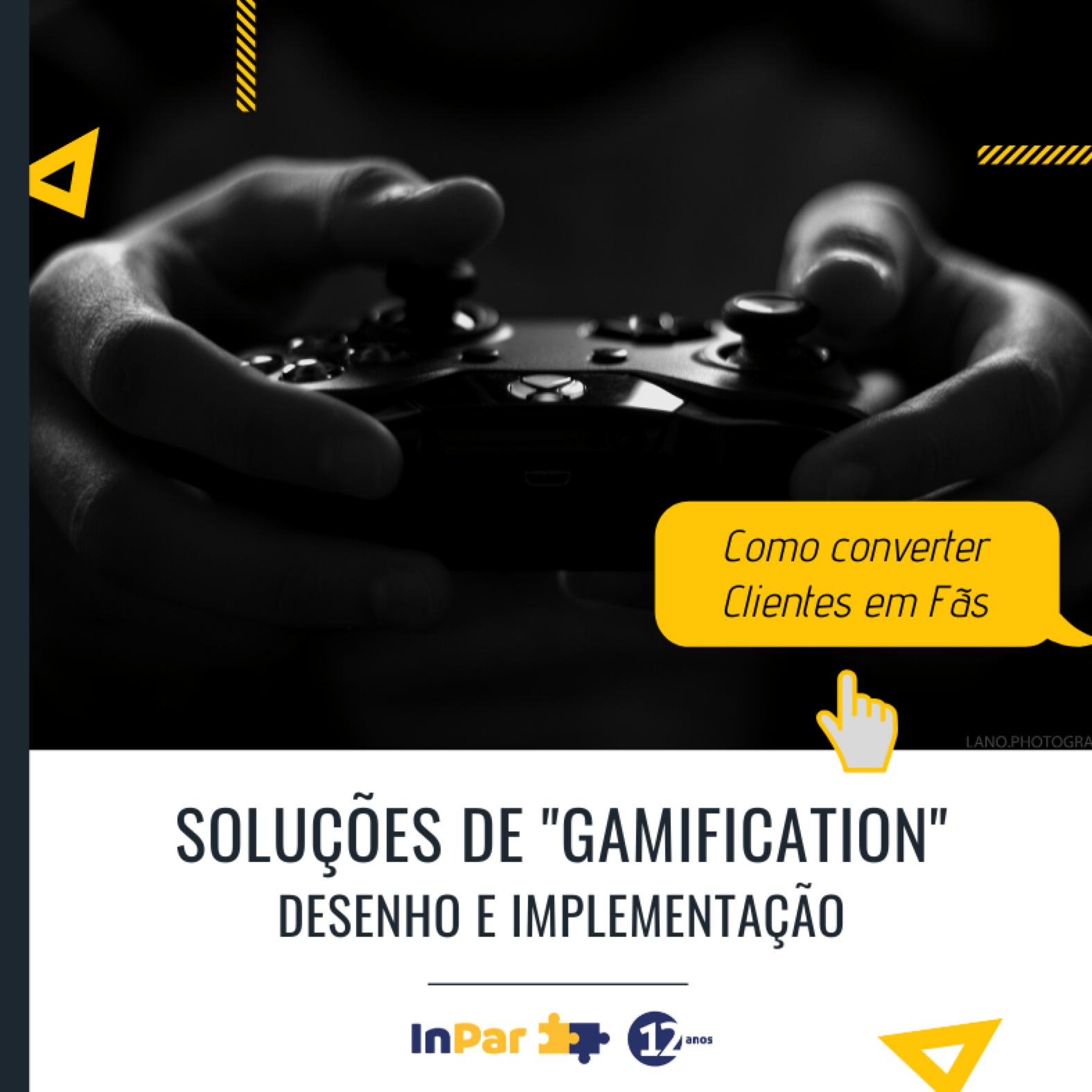 Soluções de Gamification