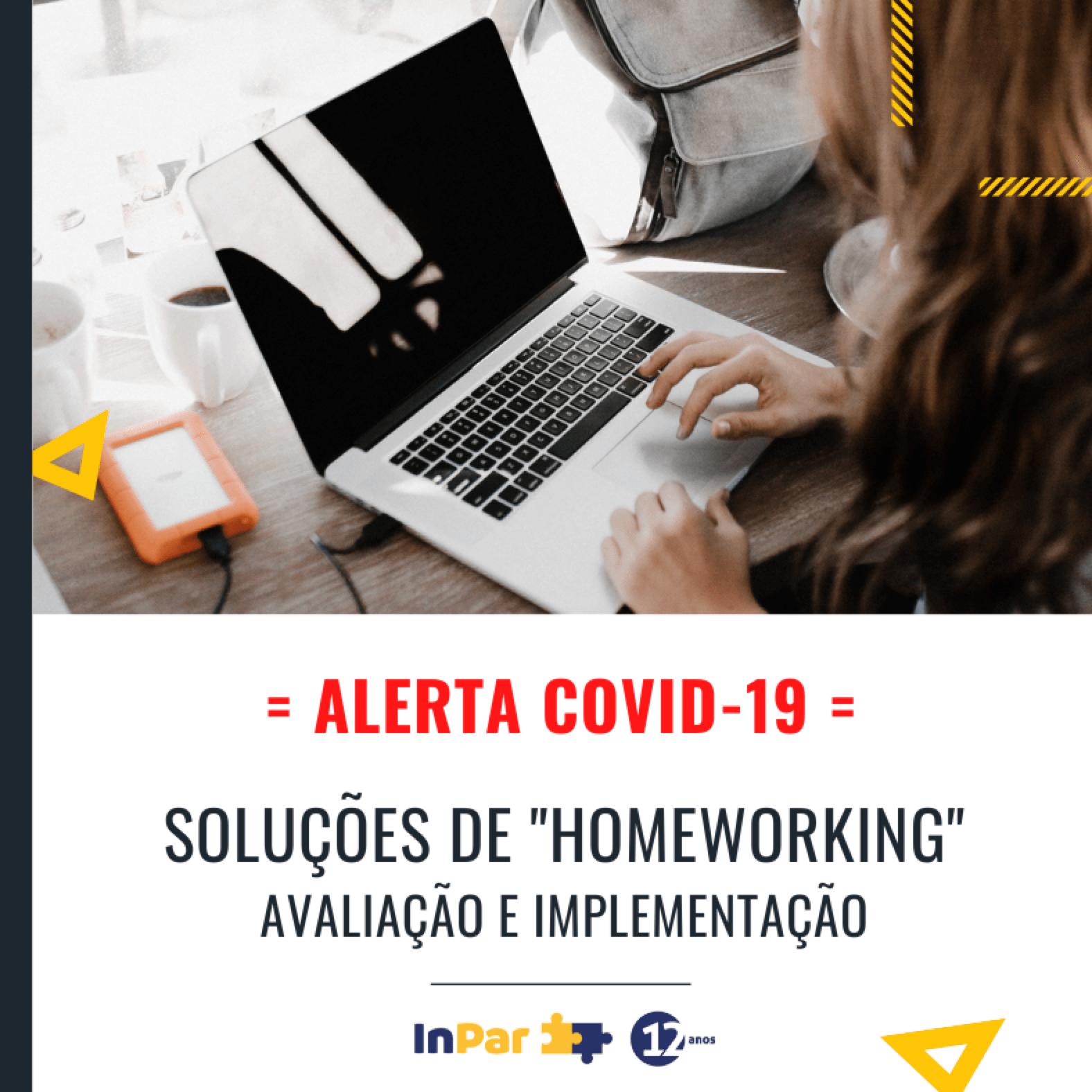 Teletrabalho | Homeworking