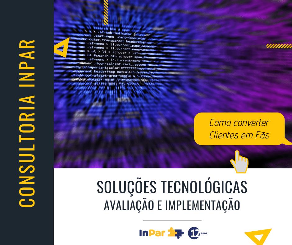 Soluções Tecnológicas 1