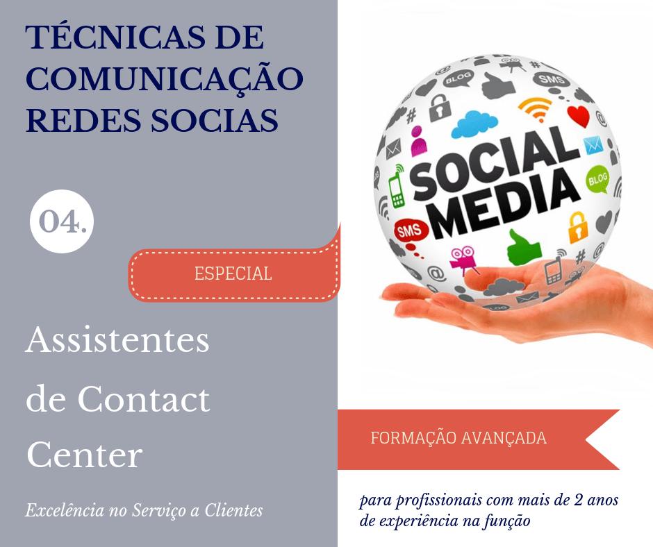 Comunicar com Clientes nas Redes Sociais 1