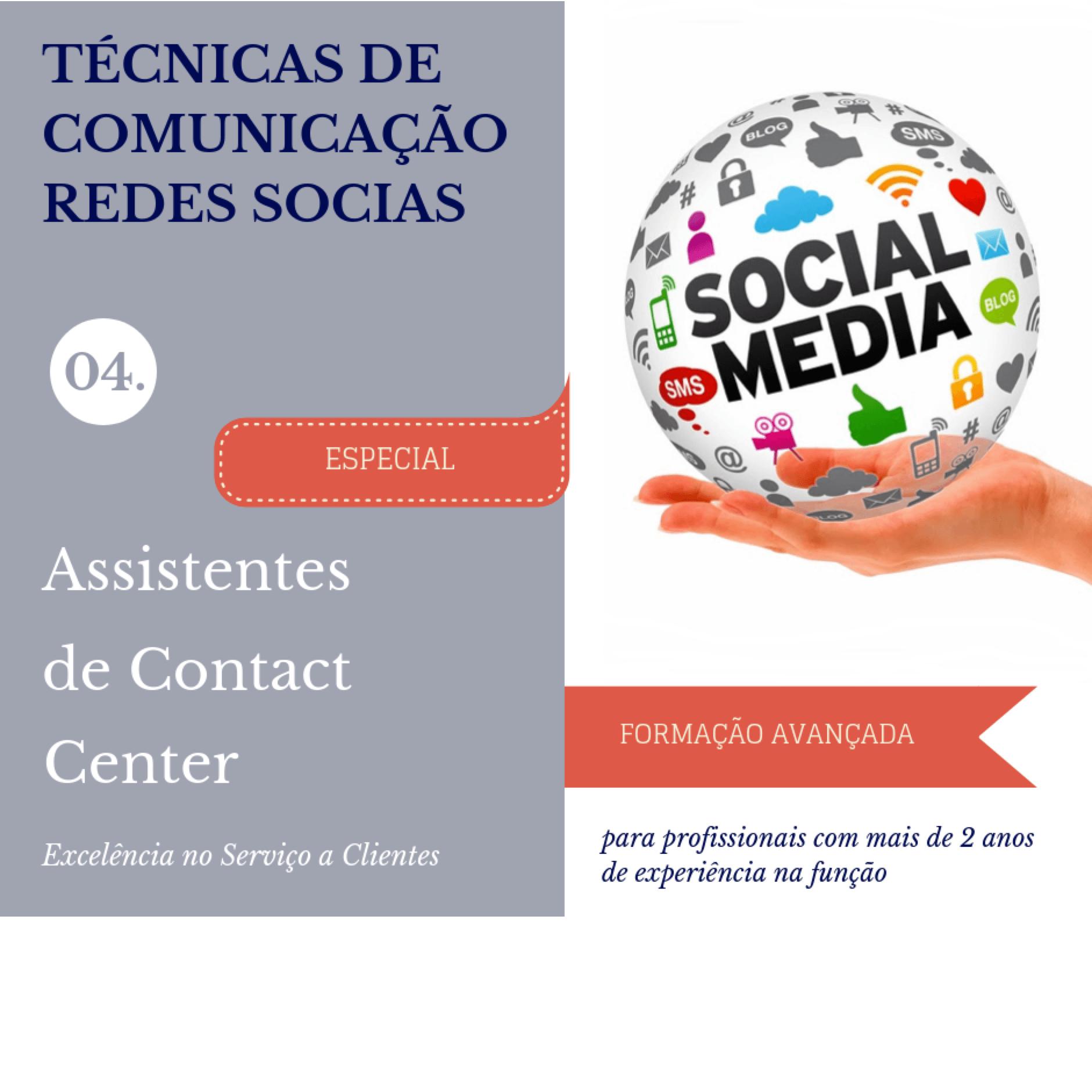 Comunicar com Clientes nas Redes Sociais