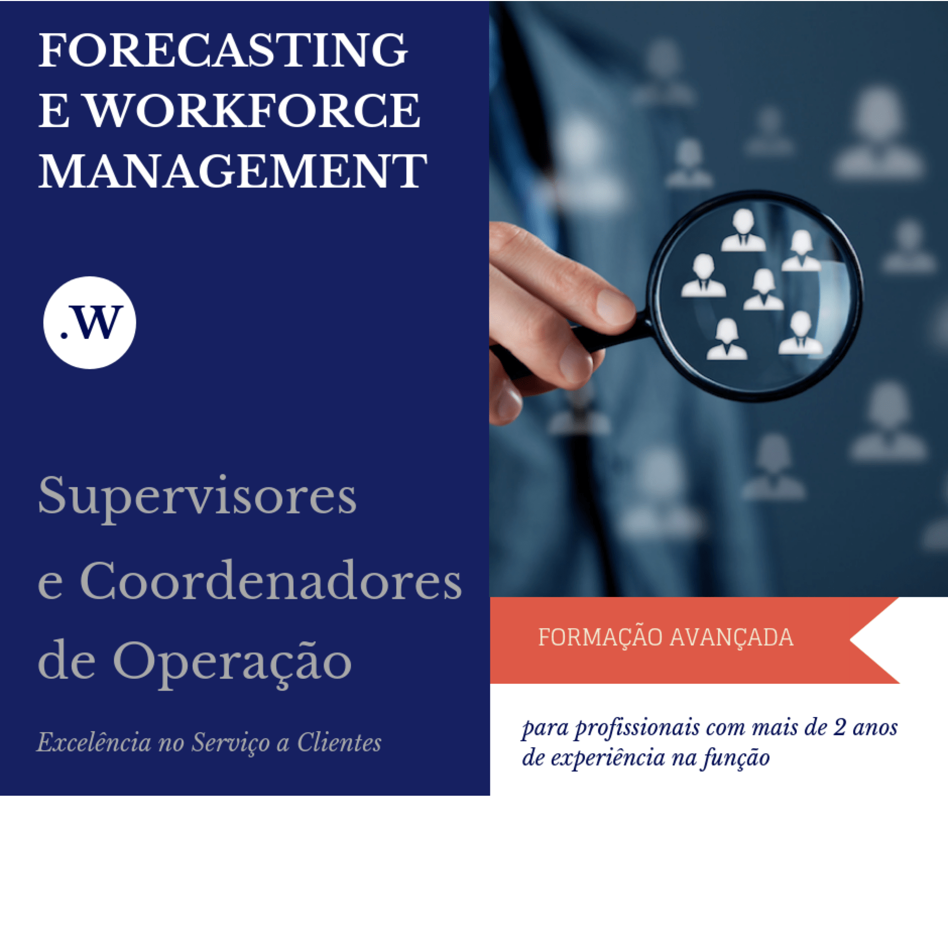 Forecasting e Workforce Management